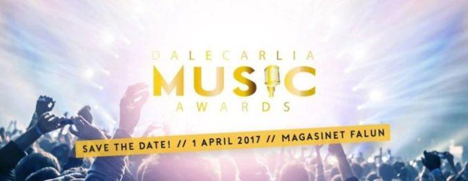 Banner Dalecarlia Music Awards