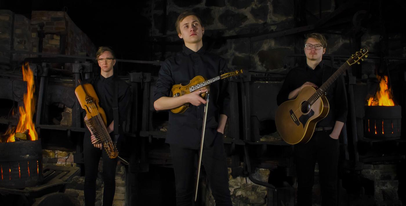 Inställd Deltävling: Årets Unga Folkmusikband