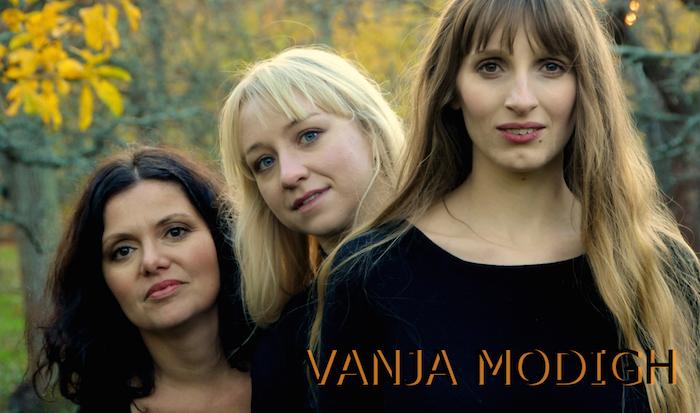 Foto på Vanja Modigh