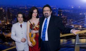 Foto på Tango Extremo Trio