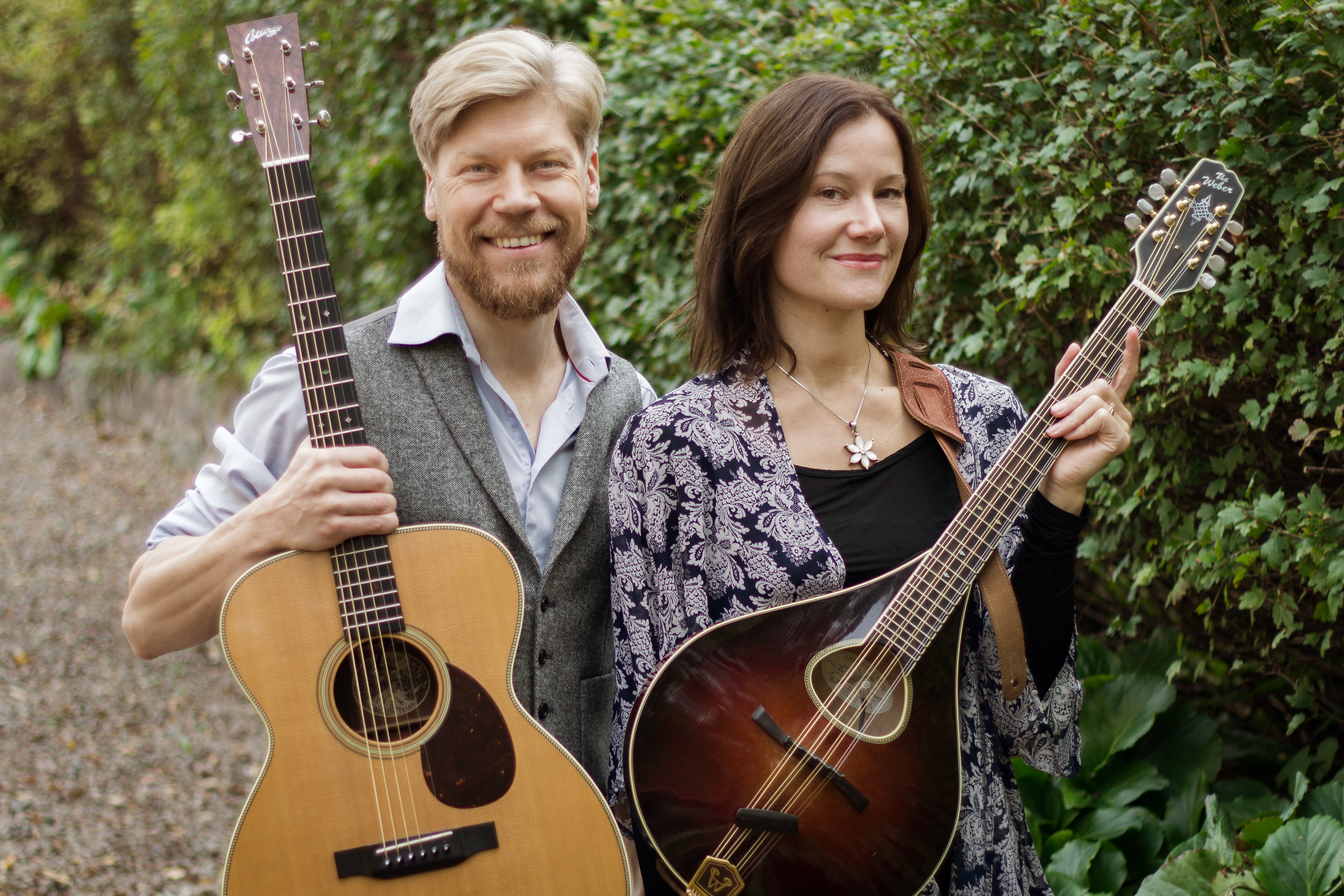 Konsert Med Malin Foxdal & Magnus Zetterlund