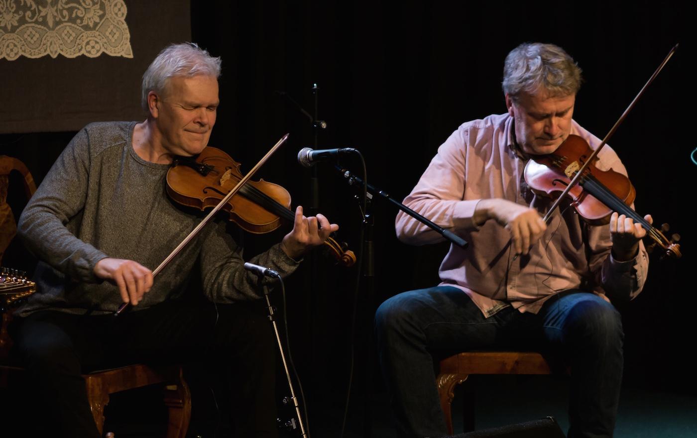 Foto på Mats Berglund & Per Gudmundson