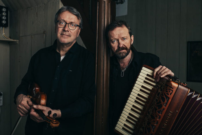 Foto på Per Gudmundson & Bengan Janson