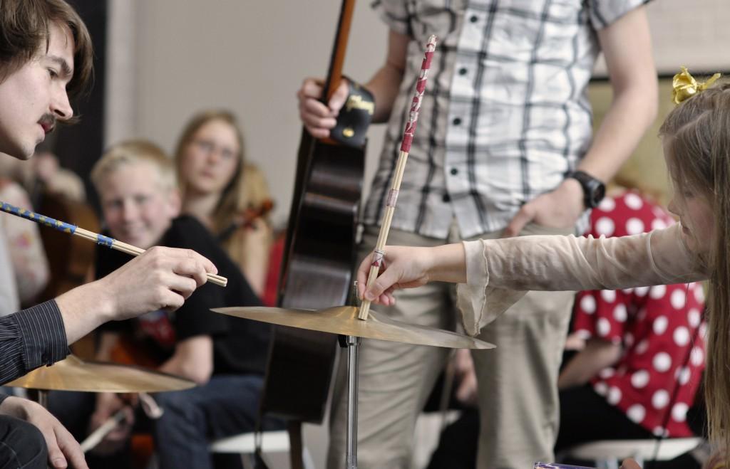 Barn- Och Ungdomsstämma På Arenan