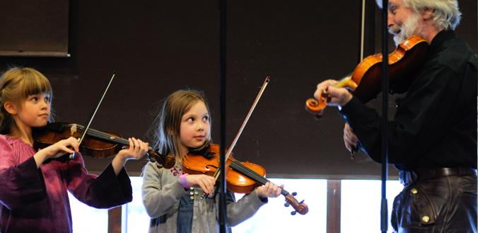Barn Unga, Folkmusikens Hus