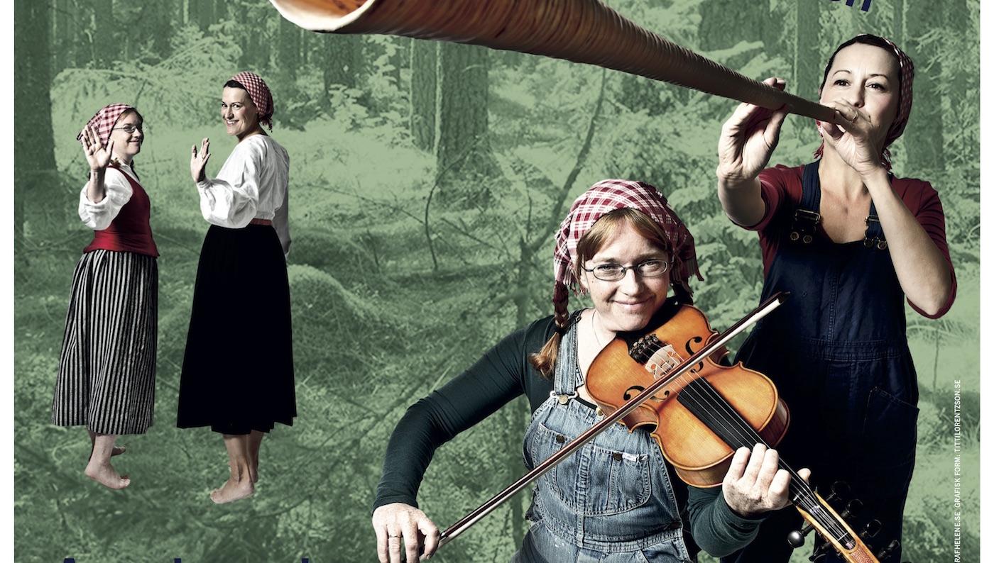 Långt Bort I Skogen – En Familjeföreställning