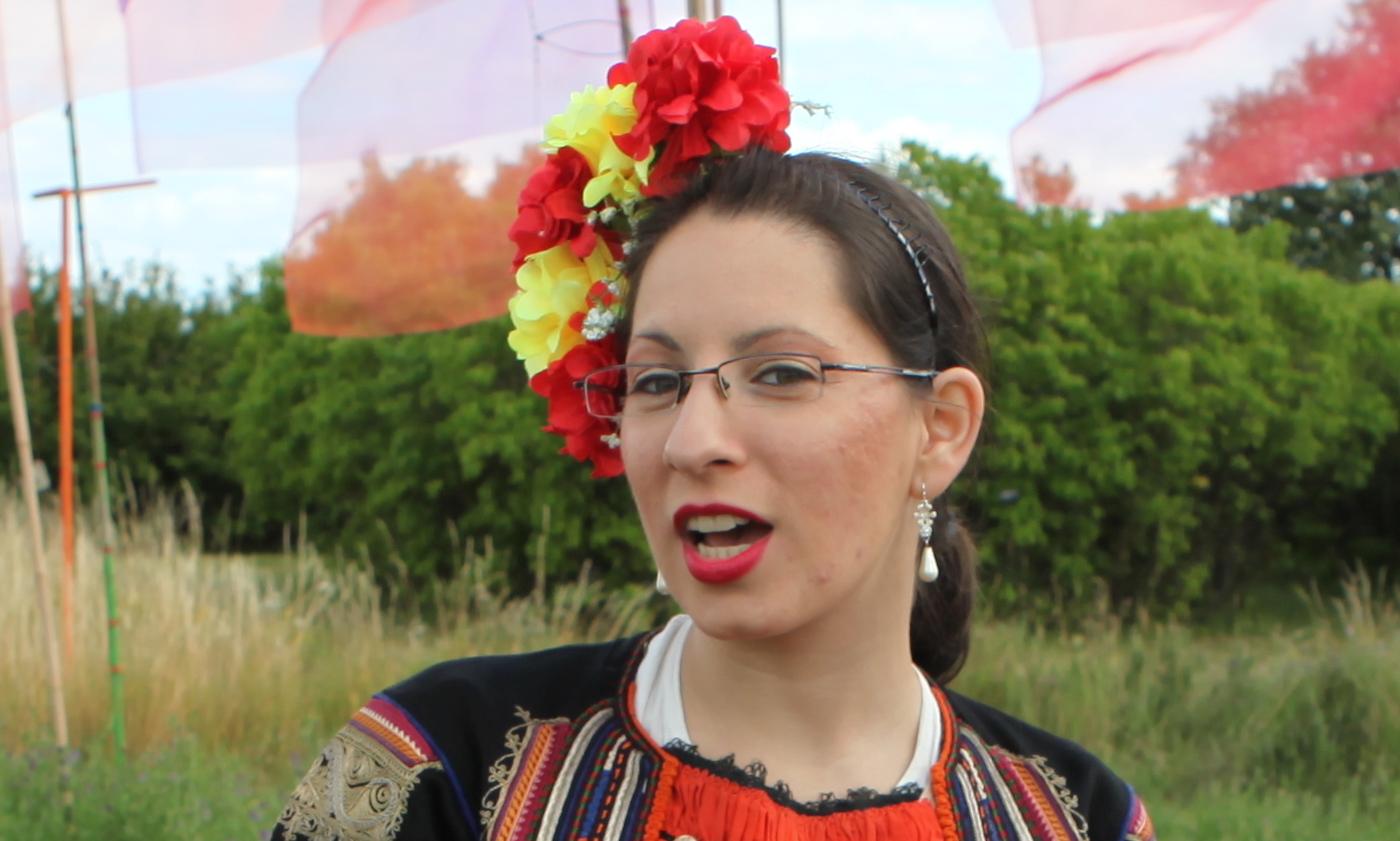 Bulgarisk Sångkurs Med Sonya Bakoeva