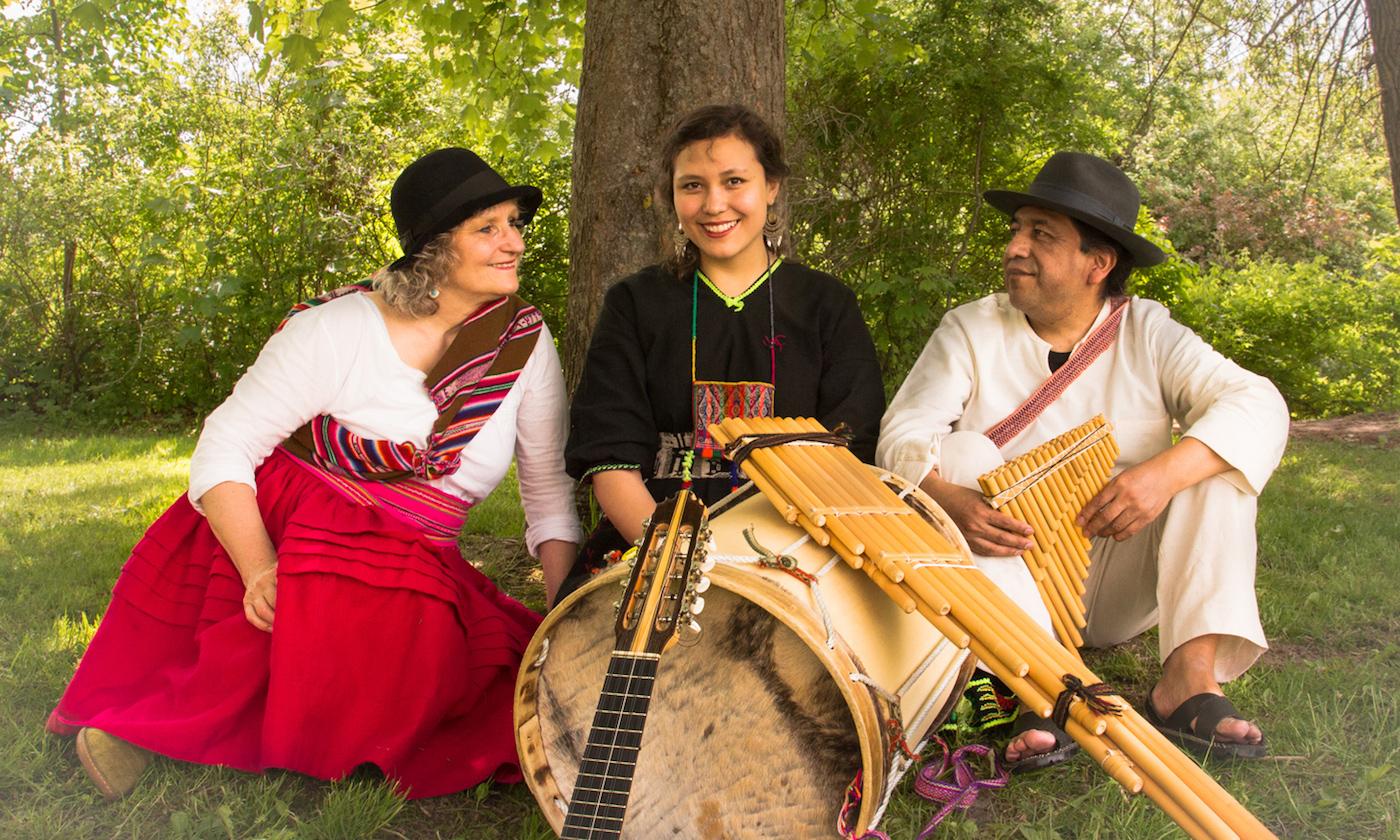 Workshop: Prova På Boliviansk Sång Och Dans