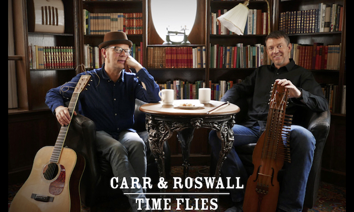 Ian Carr & Niklas Roswall – Time Flies