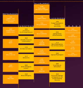 Program Folkmusiknatta 2018