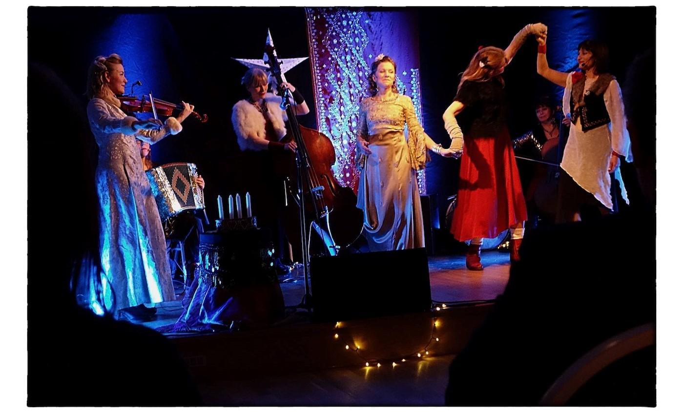 Midvintervaka – En Världsmusikalisk Julbrygd