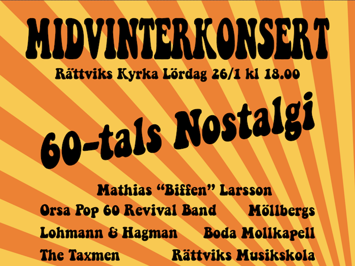 Midvinterkonsert 2019 Folkmusikens Hus