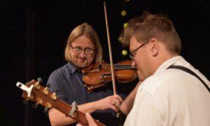 Foto på Patrik Andersson & Peter Rousu