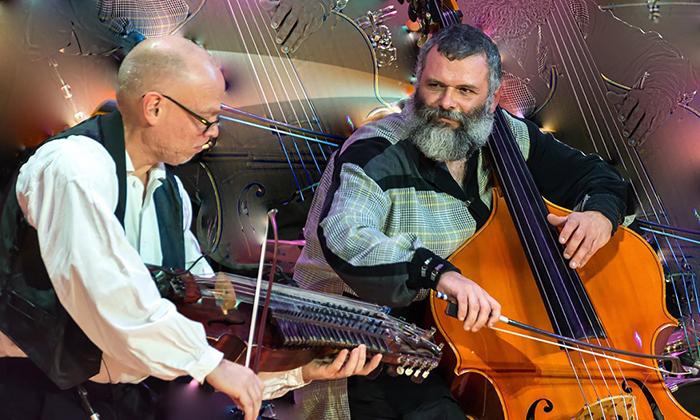 Folkmusikcafé Dubé Näsbom