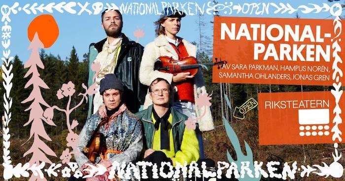 Nationalparken – Erbjudande Till FMH-medlem