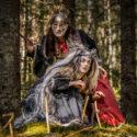 Teaterresa Till Västanå Teater: Eddan