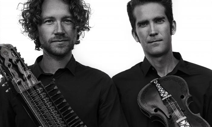 Folkmusikcafé: Erik Rydvall & Olav Luksengård Mjelva