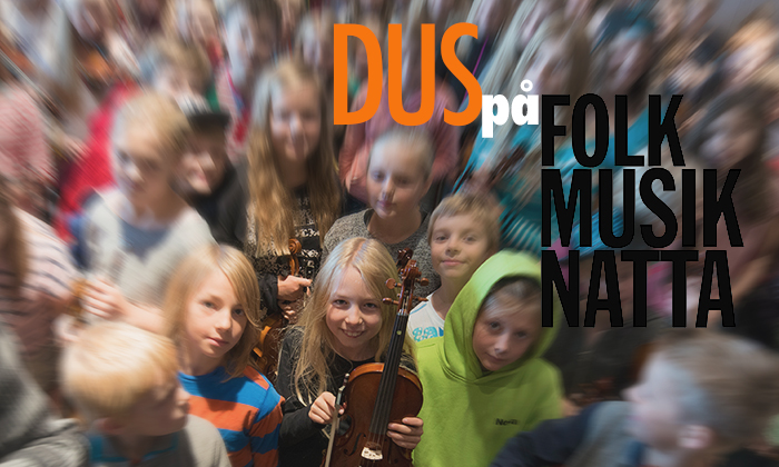 DUS På Folkmusiknatta