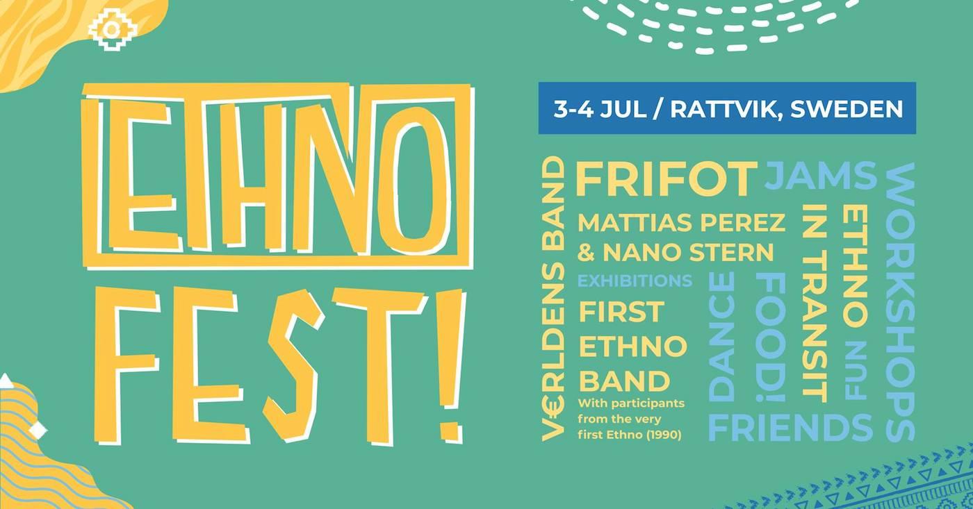 Inställt: EthnoFest!