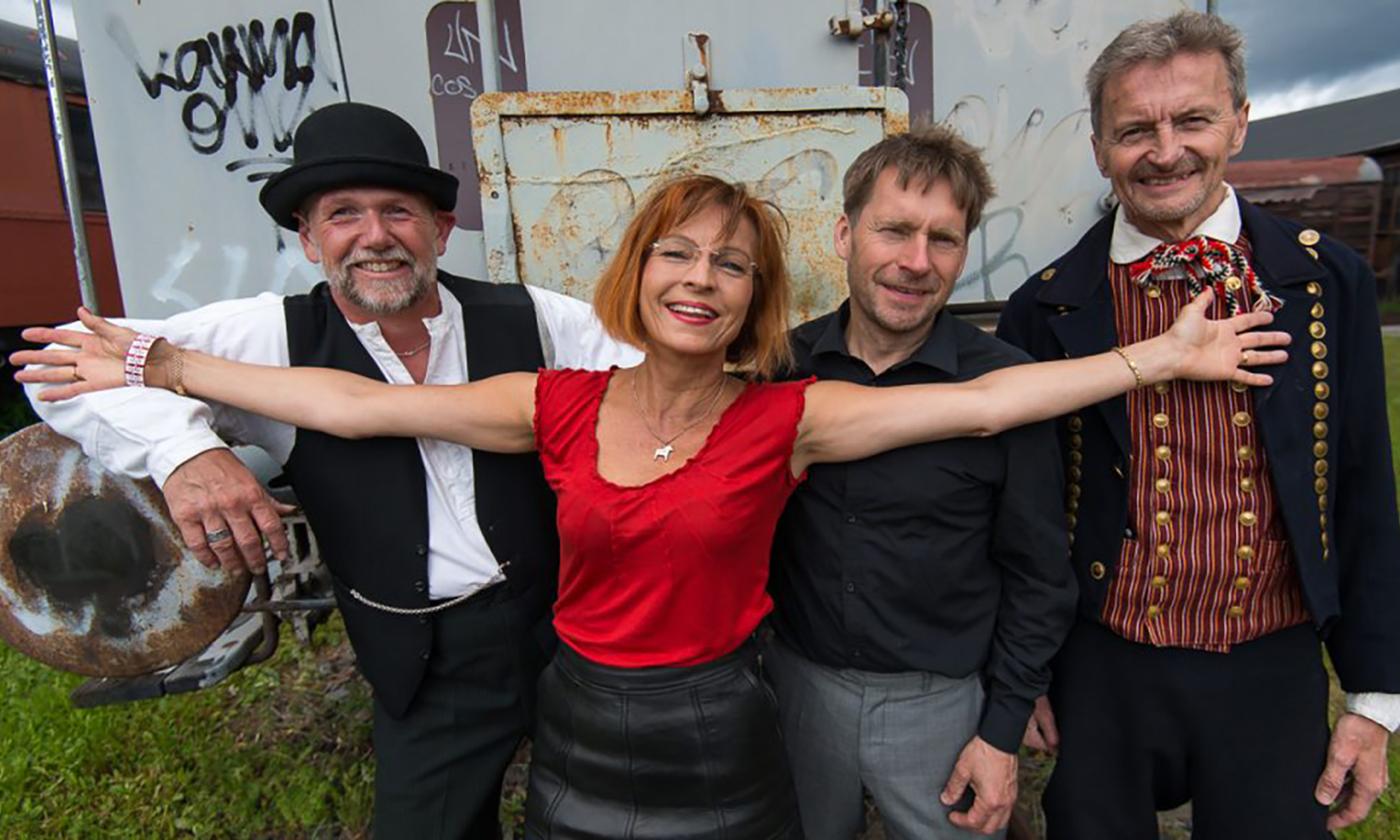 Folkmusikcafé: Elvings Spelmanskapell