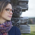 Foto på Johanna Bölja Hertzberg