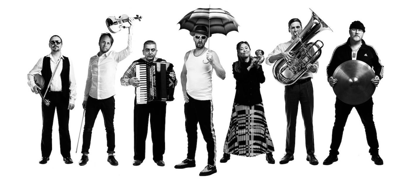 Inställd konsert: Tibble Transsibiriska