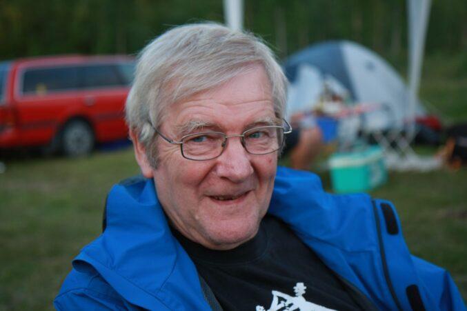 Björn Ståbi (1940-2020) – En Målare Med Stråke Och Pensel