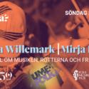 Repris På Onlinesamtal: Musiken, Rötterna Och Friheten