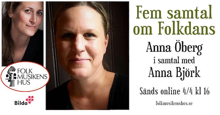 Header För Samtal Om Folkdans