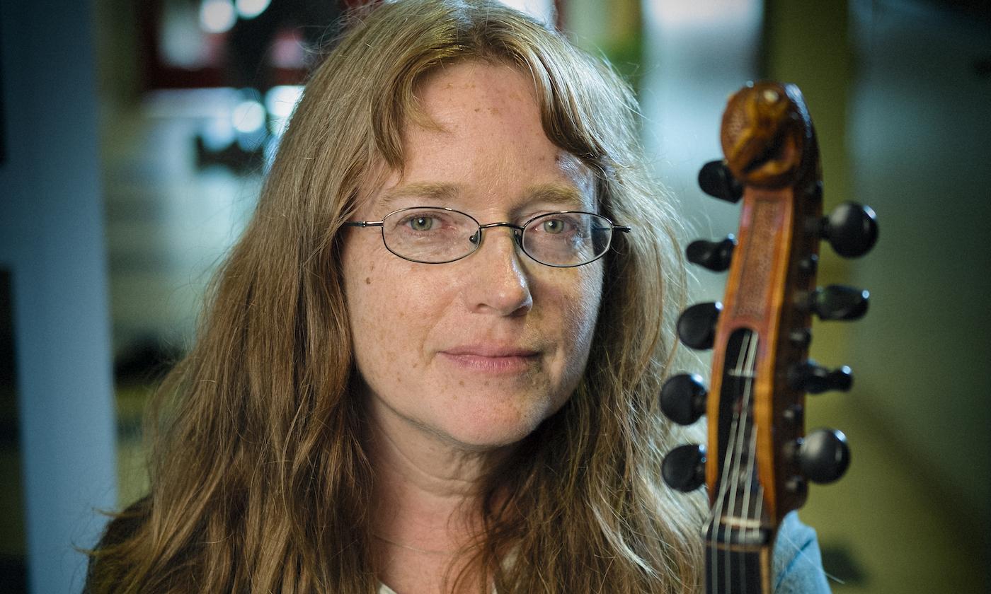 Nybörjarkurs på fiol för barn med Maria Jonsson