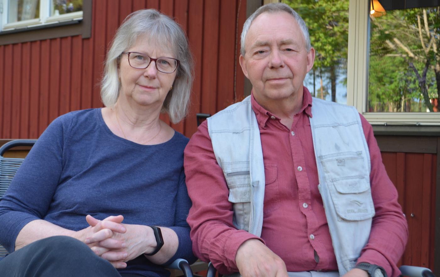 Foto På Birgitta & Olle Moraeus