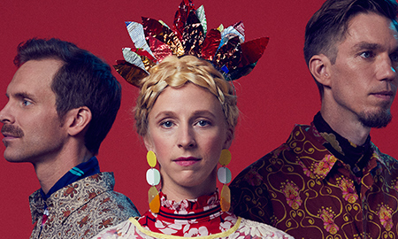Lena Jonsson Trio
