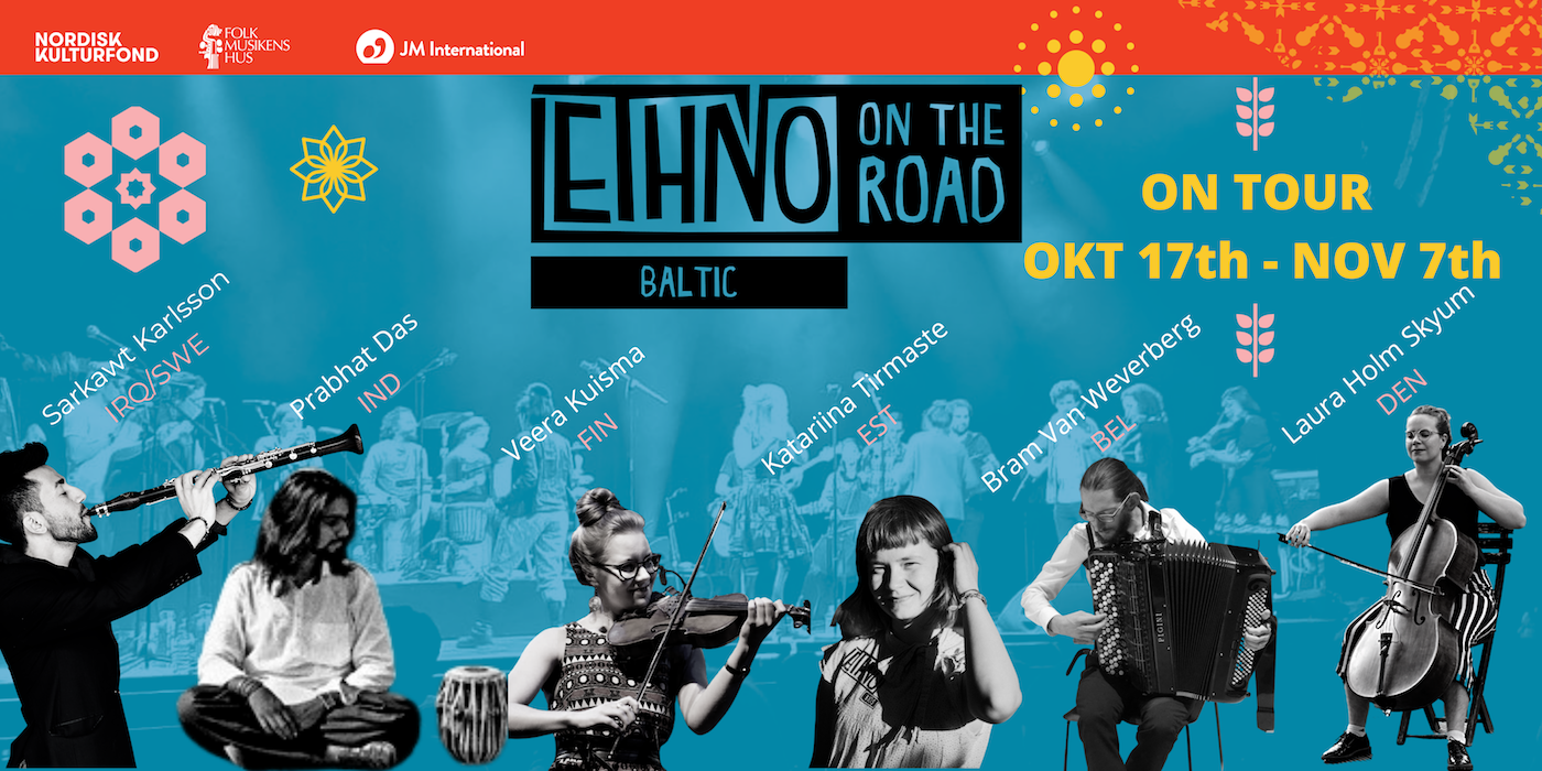 Baltic Ethno on the road